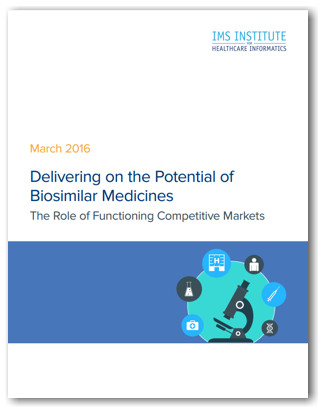 Delivering on the Potential of Biosimilar Medicines
